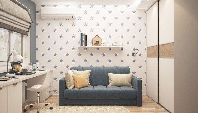 Krásné dětské pokoje