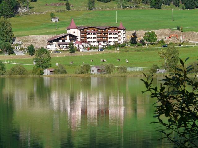hotel v přírodě