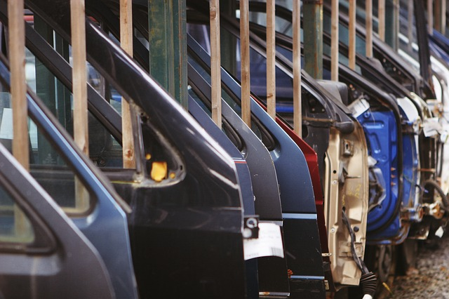 výroba vozidla