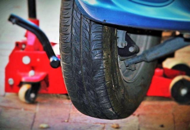 oprava kolo pneumatika