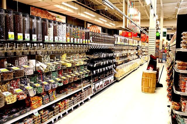 obchod potravin